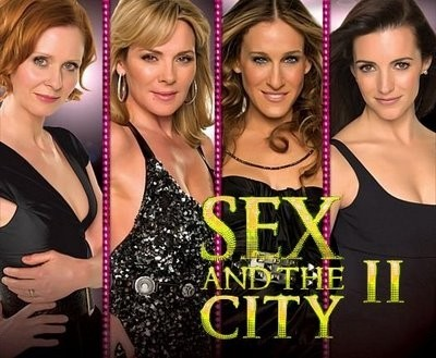 Sex and the city 3 movie release date