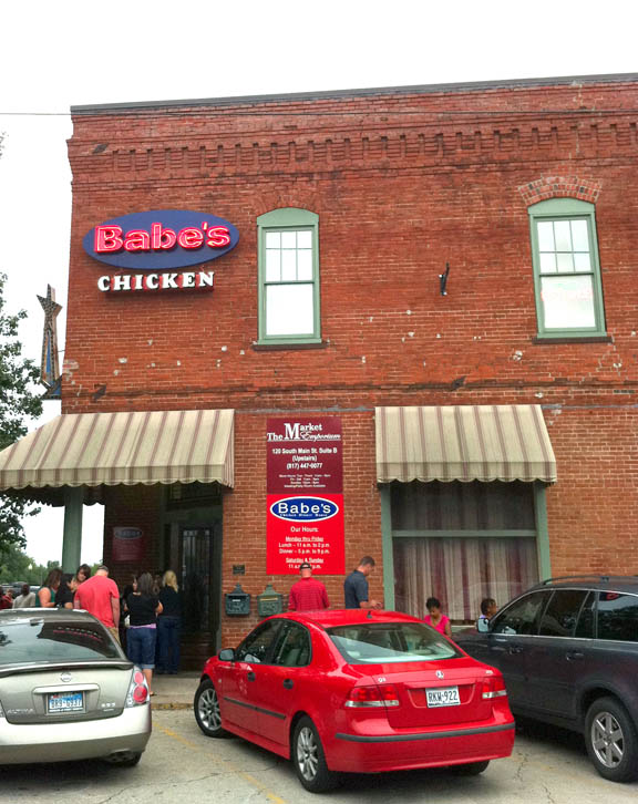 Babe S Chicken In Burleson Just Me Saying